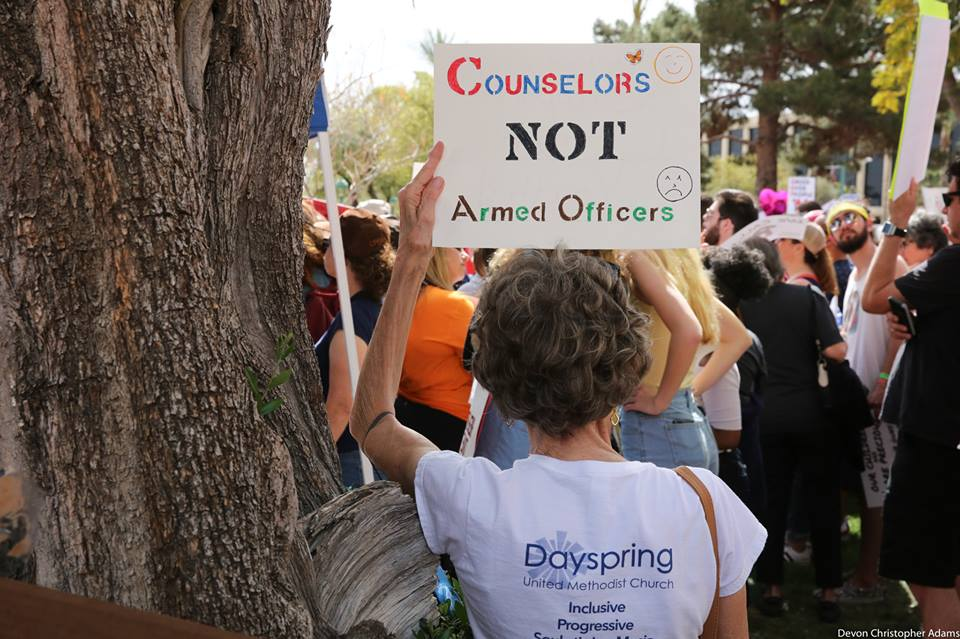 Hope for a People Weary of Violence