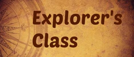 Explorer's Class