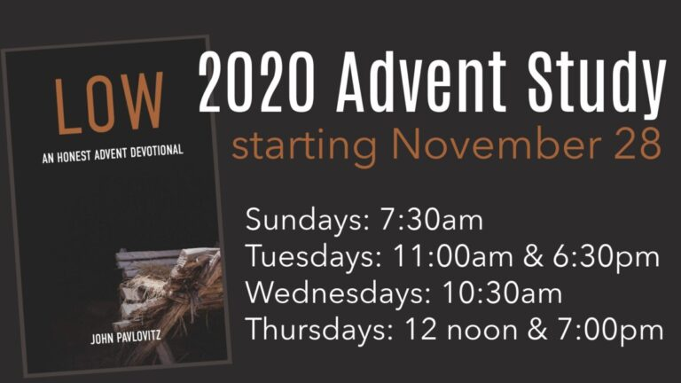 2020 Advent Study