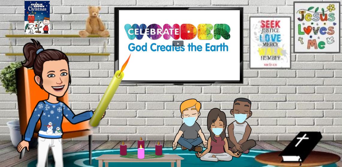 January 2021 Children's Ministry Update