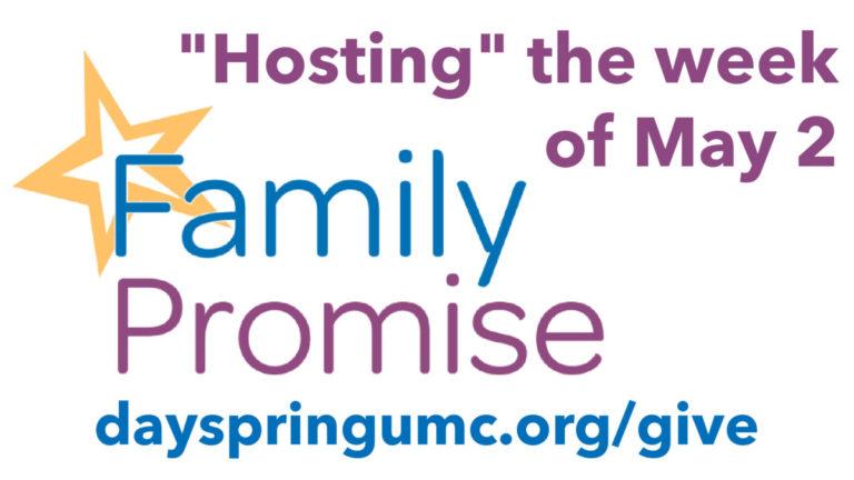 Hosting Family Promise