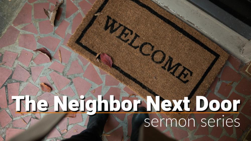 The Neighbor Next Door