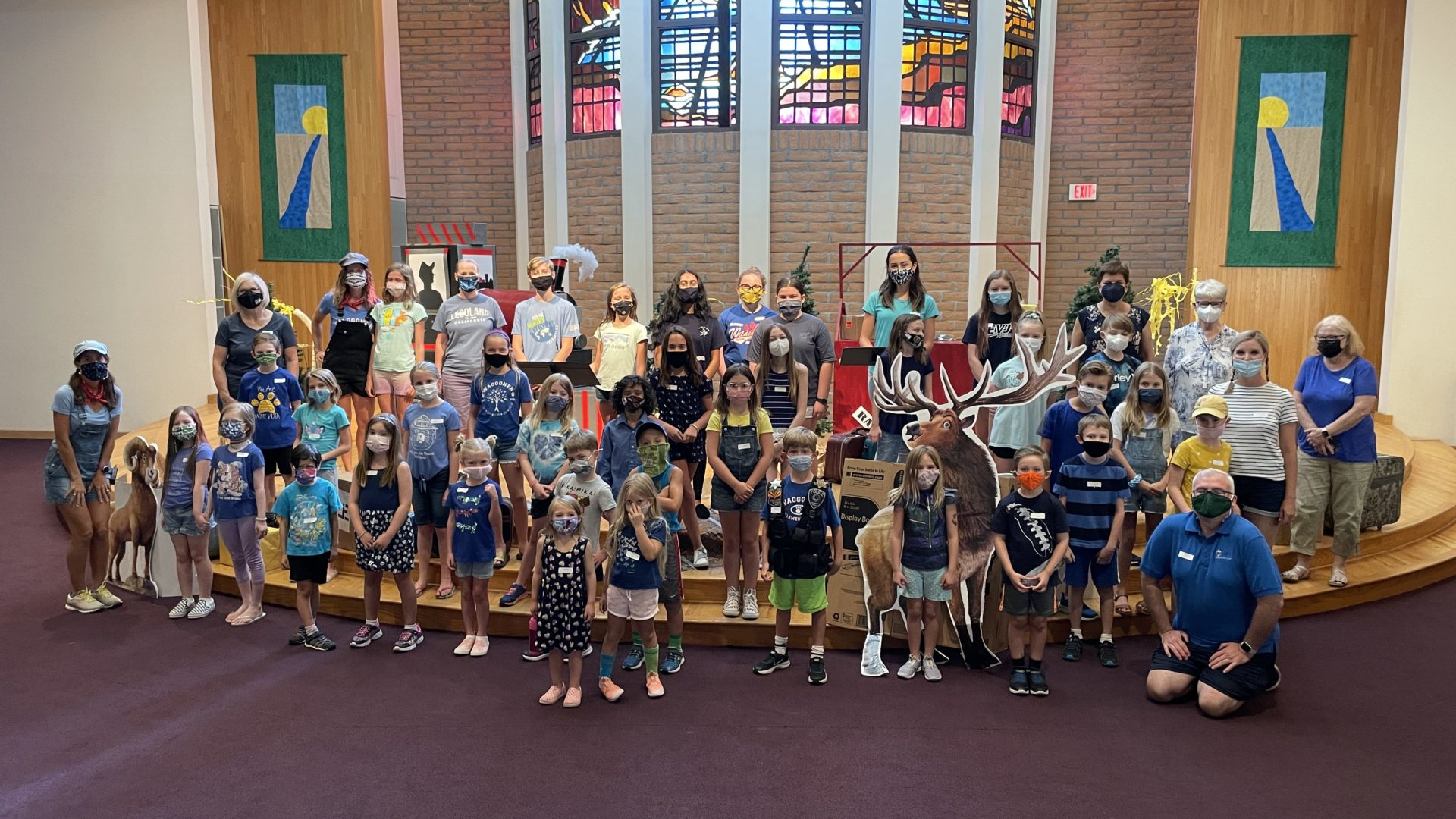August Children's Ministry Update