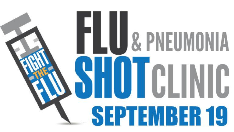 Annual Flu & Pneumonia Shot Clinic