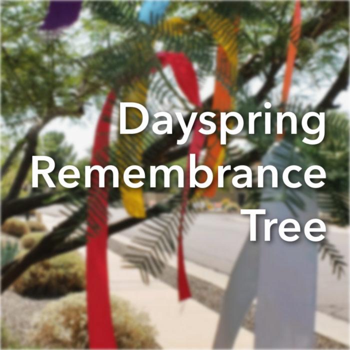 Remembrance Tree